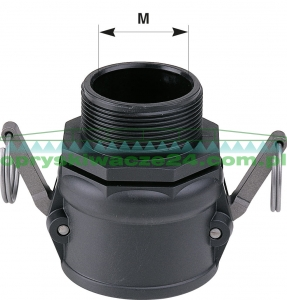 "Adapter 2""  Ż/AG 8034402"